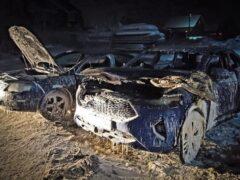 В МЧС рассказали, как часто в РФ горели китайские автомобили