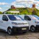 Фургоны Peugeot Expert и Citroen Jumpy получили версии с АКПП в России