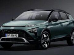 Опубликованы цены на бюджетный кросс Hyundai Bayon для Германии
