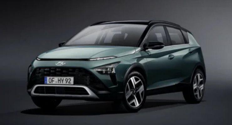 Hyundai Bayon, новый кросс