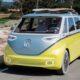 Электрический автобус Volkswagen ID Buzz поступит в продажу в 2023 году