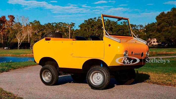 Ferves Ranger 1968 года