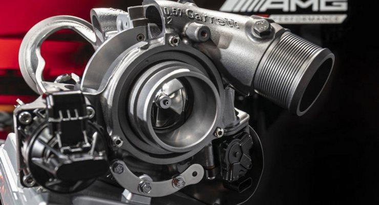 Mercedes-AMG, гибрид, 804-сильная установка