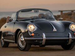 Watt Electric Vehicles выпустил электрокар в стиле Porsche 356 1948 г. в.