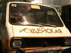В ангаре забыли электрические УАЗ, РАФ и «Москвич»