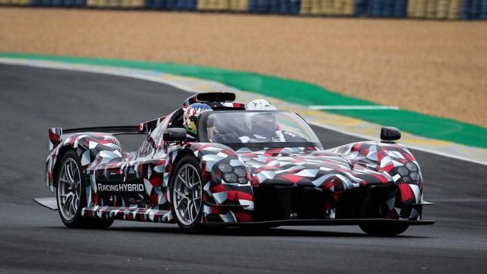 Toyota GR Super Sport, гиперкар