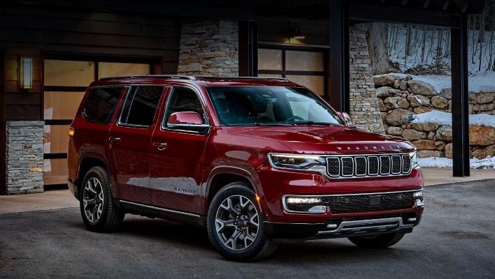 Jeep Wagoneer, 2022 год