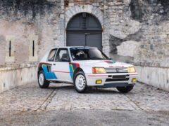 Редкий Peugeot 205 Turbo 16 выставлен на торги