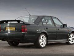 Самый мощный Opel в истории продают за £120 000