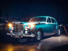 Lunaz электрифицировала Bentley S2 Continental Flying Spur 1961 года