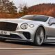 Bentley презентовал самое динамичное в истории марки авто Continental GT Speed