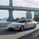Китайский «Автомобиль года» Xpeng P7 появился в России