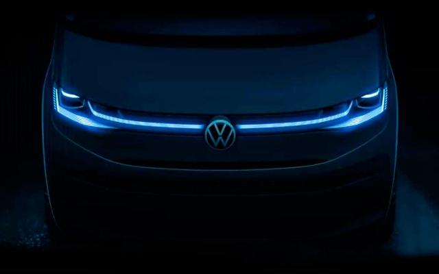 Volkswagen Multivan 2022 года, минивэн