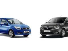 Renault Logan VS Chevrolet Nexia: какой бюджетник лучше?