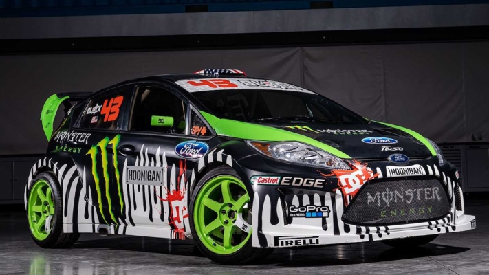 Ford Fiesta ST 2011