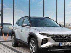 Опубликованы цены на гибридный Hyundai Tucson