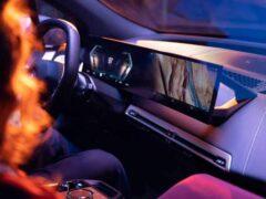 BMW представила восьмое поколение системы iDrive