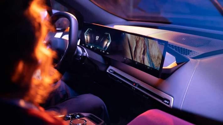 BMW iDrive, мультмедиа, восьмое поколение