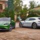 Porsche представил электрический универсал Taycan Cross Turismo