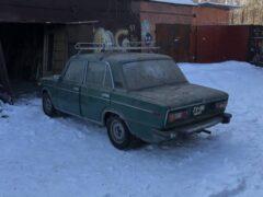 В РФ найден один из самых ранних экземпляров ВАЗ-2106