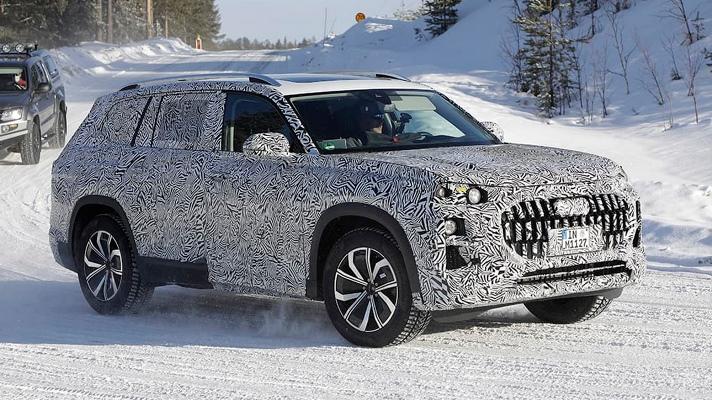 Audi Q9, внедорожник