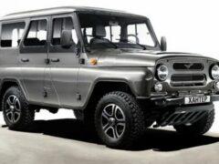 УАЗ наладит производство электромобилей в феврале 2022 года
