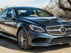 Mercedes-Benz откажется от производства купе CLS