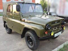 Финский Ilta-Sanomat  оценил УАЗ-469 1973 года выпуска
