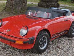 Porsche 911 Junior 1983 года выпуска продают за 1,3 млн рублей