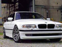 BMW 7-Series E38 2001 г. в. продают по цене нового X7