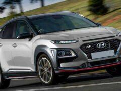 Hyundai показал спортивный кроссовер Kona N без камуфляжа