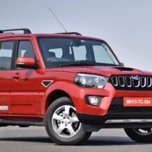 Mahindra готовит к дебюту Scorpio второго поколения