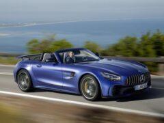 Mercedes-Benz подтвердил скорую отставку родстера AMG GT