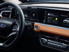 Бюджетный седан Ford Escort обновлен во второй раз