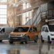Volkswagen начал продажи в РФ фургона Caddy нового поколения
