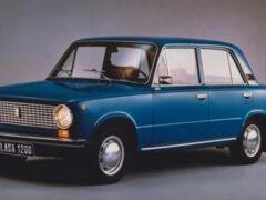 Lada вошла в ТОП-10 самых популярных автомобилей всех времен