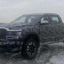 Бюджетный аналог Toyota Tundra представили в Китае