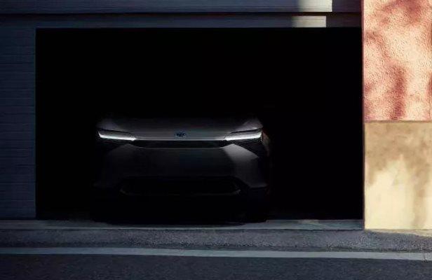 Toyota, электрокар