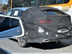 В Сети опубликованы первые снимки обновленного Kia ProСeed