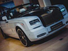 В России продают очень редкий Rolls-Royce за 92 млн рублей