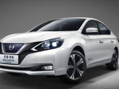Седан Nissan Sylphy возглавил рейтинг самых популярных авто в Китае