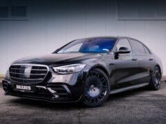 Ателье Brabus доработало новый Mercedes S-класс