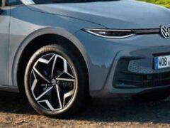 В Сети появились первые изображения Volkswagen ID.2