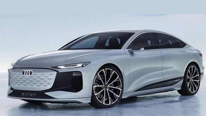 Audi A6 e-tron нового поколения