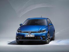 Volkswagen представил обновленный хэтчбек Polo 2021 года