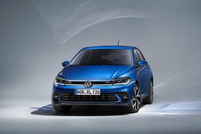 Volkswagen Polo, хэтчбек, 2021 год
