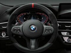 Автомобили BMW могут предупреждать водителей о дорожных камерах