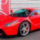 На продажу выставлен один из 499 супергибридов Ferrari LaFerrari
