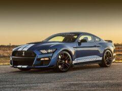Пакет Hennessey Venom 1000 предложили Mustang Shelby GT500