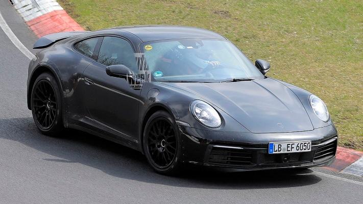 Porsche 911 Safari, внедорожная версия
